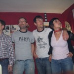 Back in 2010, first band photo after Cpt. Braeburn finally joined us.